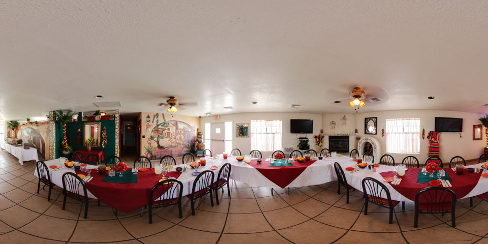 La Casita Banquet Room / Sierra Vista, AZ