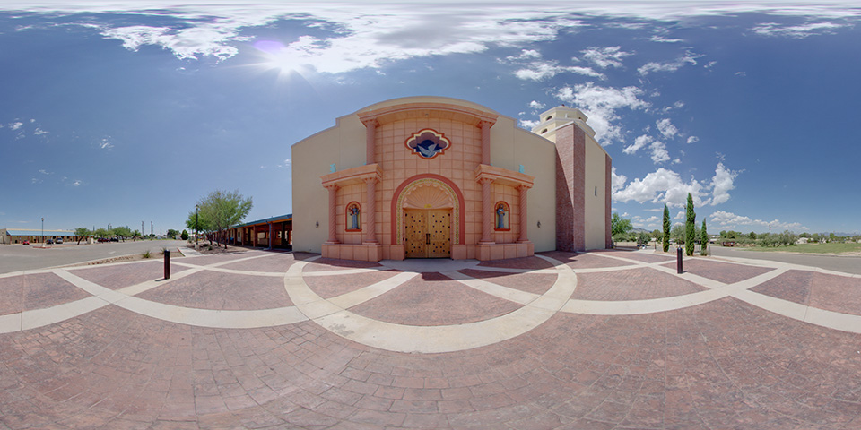 St. Andrew the Apostle Catholic Church / Sierra Vista, AZ