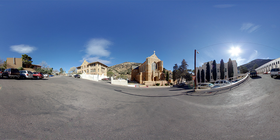 St Patrick Catholic Parish / Bisbee, AZ