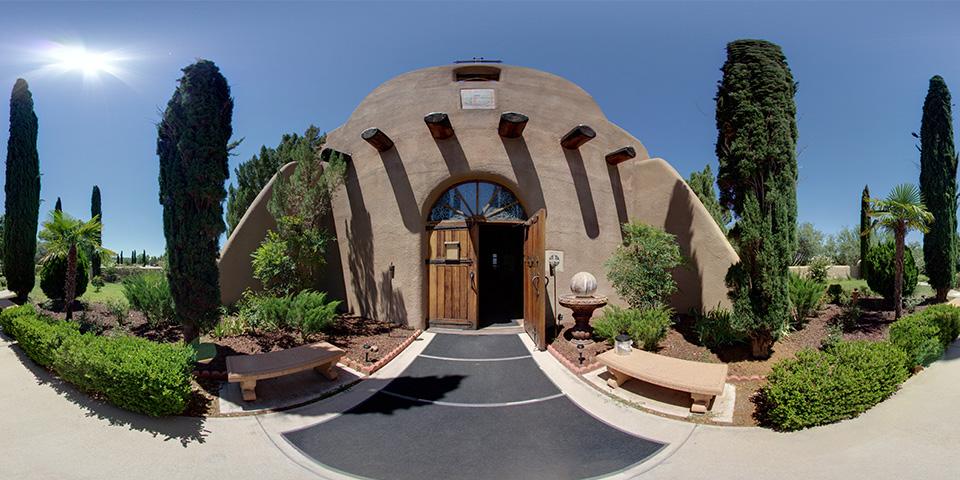 Holy Trinity Monastery / St David, AZ