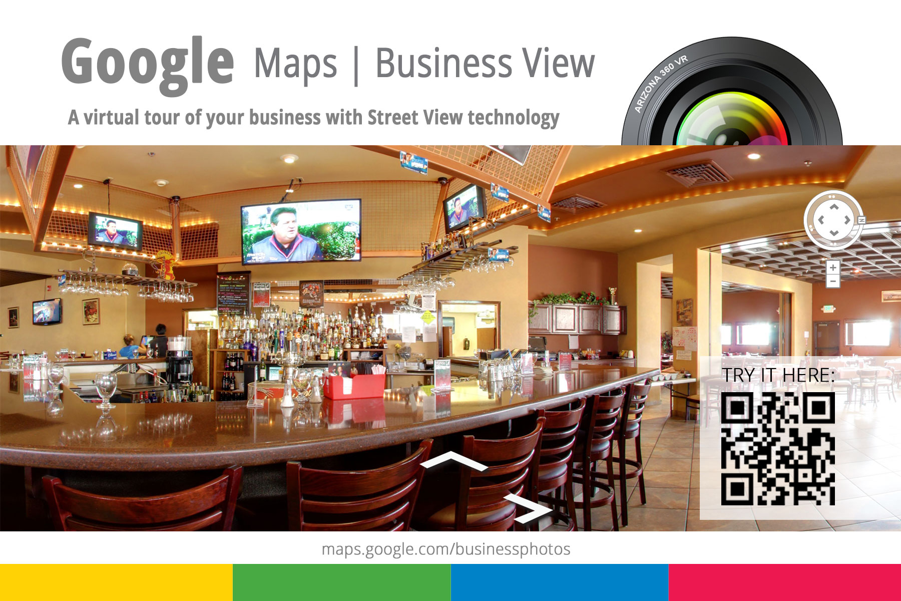 Arizona 360vr google street view trusted photographer for the postcardmandale reheart Image collections